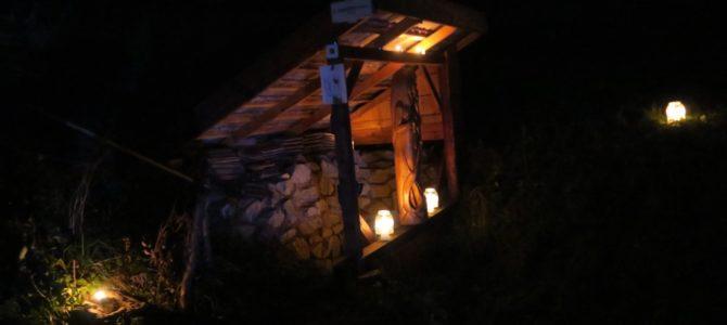 Lampionová stezka 17.11.2018